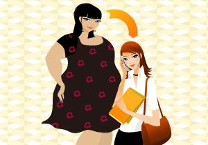 理想の体重、体脂肪を知る