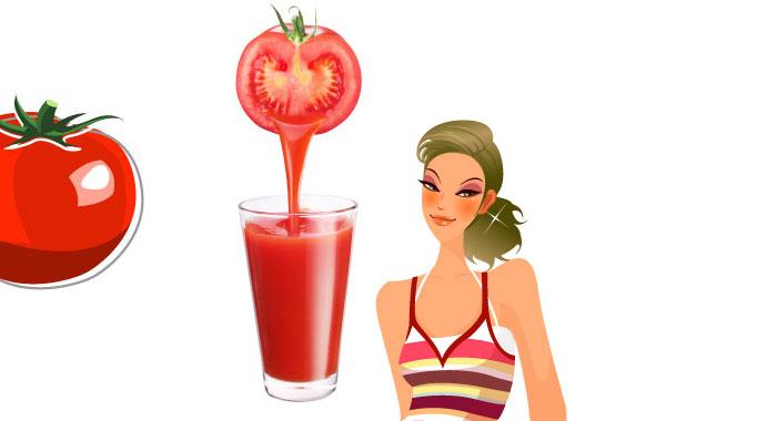 トマトジュース ダイエット