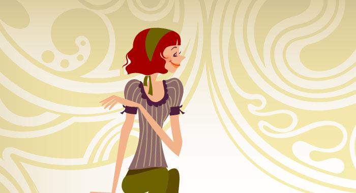 間違ってない?!ポッチャリさんの体型カバーファッションあなたの洋服サイズ選び!