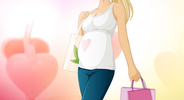 妊娠中、付属脂肪は7キロこの脂肪の撃退方法