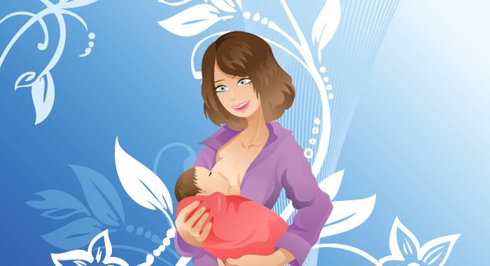 産後の自分と上手に付き合う!母乳をあげて母乳ダイエット