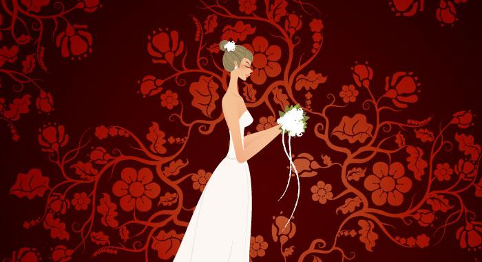 ウエディングドレスを美しく着る! 二の腕、ウエストをどうにかどうにかするダイエット方法