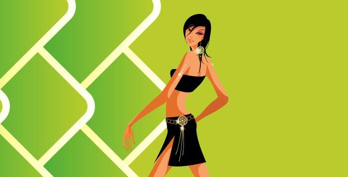 誰でもできる!モデル、芸能人のスリム体型に近づく方法
