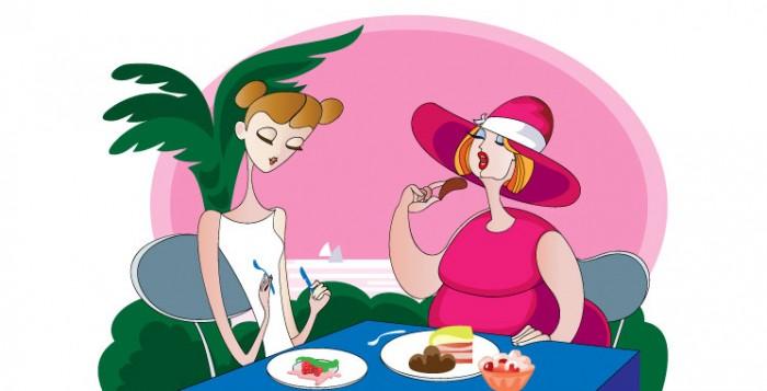 デブの人は極端なダイエット思考で失敗!バランスの取れたダイエットにシフトチェンジ