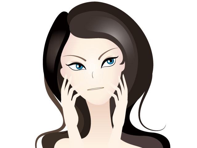 小顔のストレッチ運動6