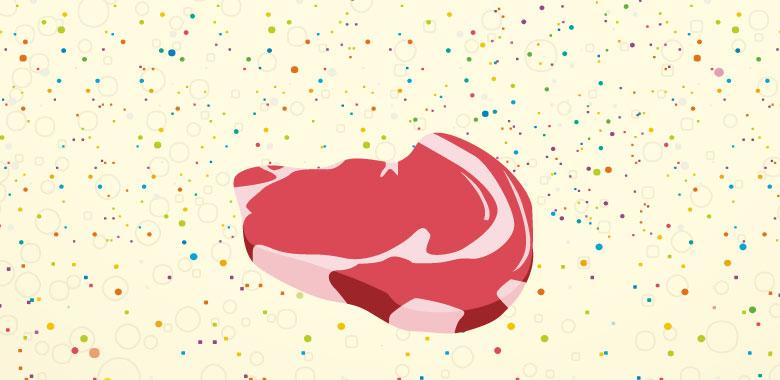 肉は食べても痩せられる?食べるなら赤い肉で脂肪燃焼で体質改善!