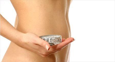 腰、お腹周りの脂肪を落として女性らしいくびれラインを手に入れるとっておきの方法