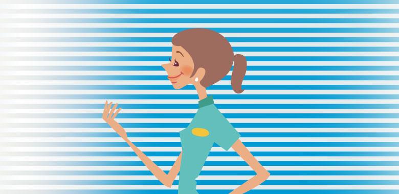 自宅で楽しく筋トレ!紙風船でシェイプアップで短時間でできる運動法