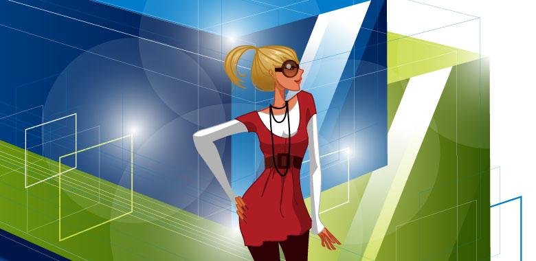 今年の秋冬はぽっちゃり体型に合うファッションが目白押し!