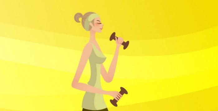 有酸素運動だけじゃダメ!ダイエット成功の秘訣は無酸素運動にあり
