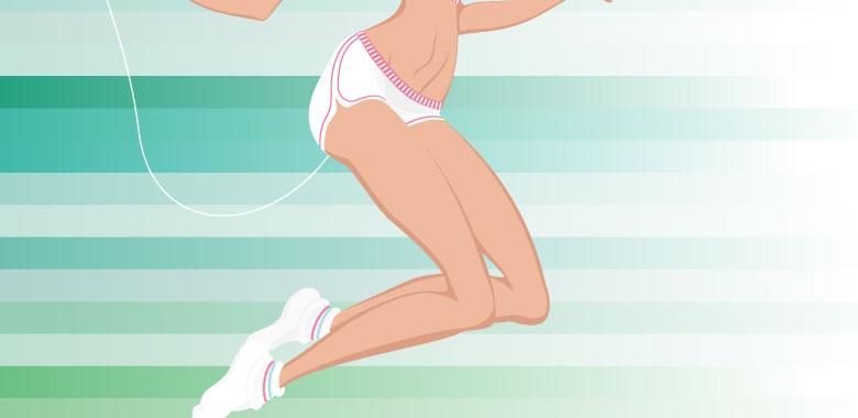 下半身は重力で水分がたまりやすい!下半身のダイエットをする上で重要なこと