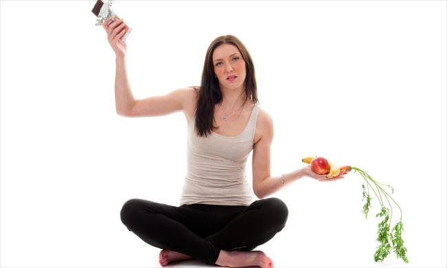 1日の食事のカロリーバランスを考える