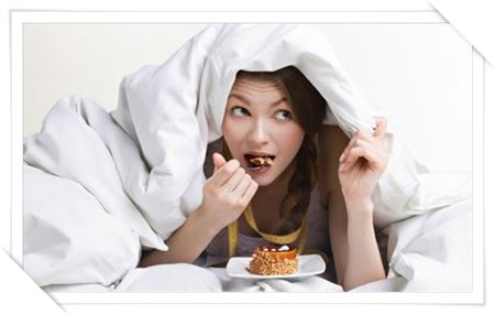 本気で痩せるつもりなら、絶対NG! 遅寝・遅起き・つまみ食い・おやつキケン!02