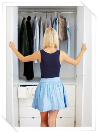 ポッチャリさんの体型カバーファッションあなたの洋服サイズ選び06