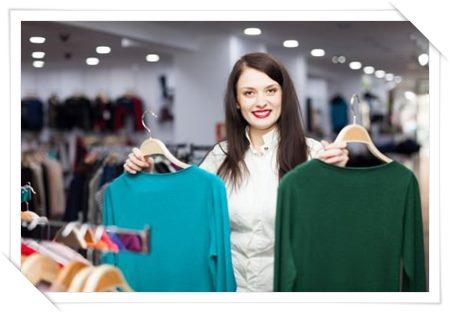 ポッチャリさんの体型カバーファッションあなたの洋服サイズ選び01